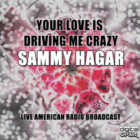 Sammy Hagar - Your Love Is Driving Me Crazy (Live)