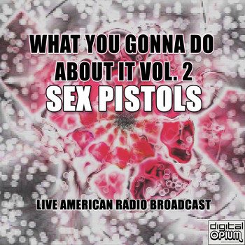 Sex Pistols - What You Gonna Do About It Vol. 2 (Live)