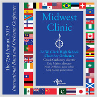 Ed W. Clark High School Chamber Orchestra / Chuck Cushinery - 2019 Midwest Clinic: Ed W. Clark High School Chamber Orchestra (Live)