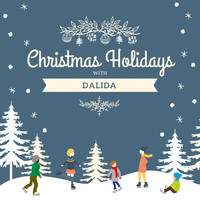 Dalida - Christmas Holidays with Dalida
