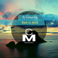 DJ Colouring - Back to Ibiza
