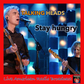 Talking Heads - Stay Hungry (Live)
