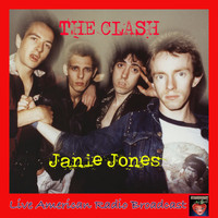 The Clash - Janie Jones (Live)