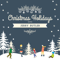 Jerry Butler - Christmas Holidays with Jerry Butler