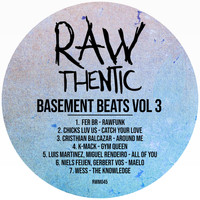 Various Artist - Basement Beats Vol. 3