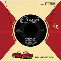 The Caravans - Caravan b/w Rock & Roll Christmas
