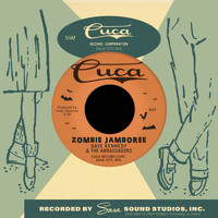 Dave Kennedy & the Ambassadors - Lonely Is A Word b/w Zombie Jamboree