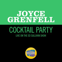 Joyce Grenfell - Cocktail Party (Live On The Ed Sullivan Show, September 30, 1956)