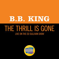 B.B. King - The Thrill Is Gone (Live On The Ed Sullivan Show, October 18, 1970)