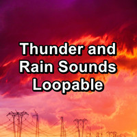 Baby Sleep Music - Thunder and Rain Sounds Loopable