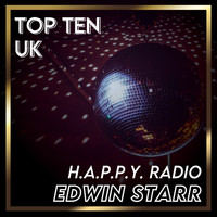 Edwin Starr - H.A.P.P.Y. Radio (UK Chart Top 40 - No. 9)