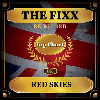 The Fixx - Red Skies (UK Chart Top 100 - No. 57)