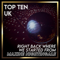 Maxine Nightingale - Right Back Where We Started From (UK Chart Top 40 - No. 8)