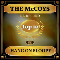 The McCoys - Hang On Sloopy (UK Chart Top 40 - No. 5)