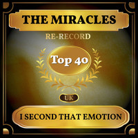 The Miracles - I Second That Emotion (UK Chart Top 40 - No. 27)