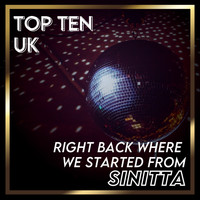 Sinitta - Right Back Where We Started From (UK Chart Top 40 - No. 4)