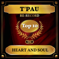 T'Pau - Heart and Soul (UK Chart Top 40 - No. 4)