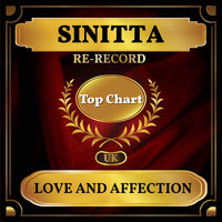 Sinitta - Love and Affection (UK Chart Top 100 - No. 62)