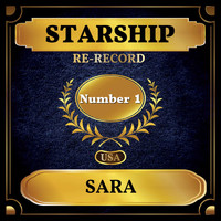 Starship - Sara (Billboard Hot 100 - No 1)