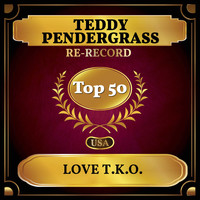 Teddy Pendergrass - Love T.K.O. (Billboard Hot 100 - No 44)