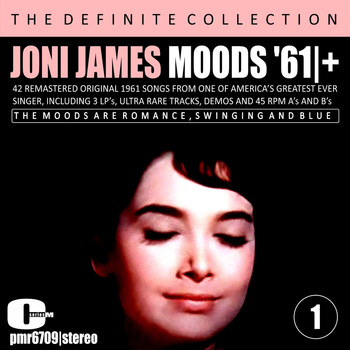Joni James - Moods '61+, Volume 1
