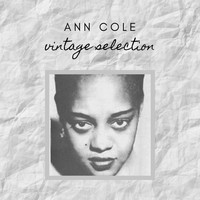 Ann Cole - Ann Cole - Vintage Selection