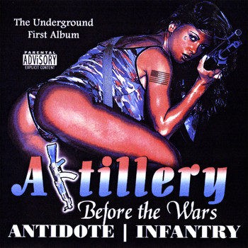 Artillery - Before the War: Antidote | Infantry
