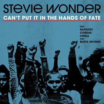 Stevie Wonder - Can't Put It In The Hands Of Fate (Explicit)
