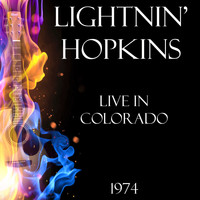 Lightnin' Hopkins - Live in Colorado 1974 (LIVE)