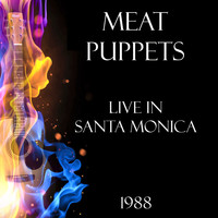 Meat Puppets - Live in Santa Monica 1988 (Live)