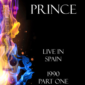 Prince - Live in Spain 1990 Part One (Live)