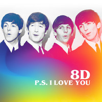 The Beatles - P.S. I Love You (8D) (Single Version, 11 September 1962)