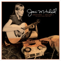 Joni Mitchell - I Don't Know Where I Stand (Live at Canterbury House, Ann Arbor, MI, 10/27/1967) (2nd Set)