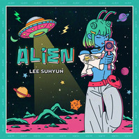 Lee Suhyun - ALIEN