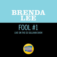 Brenda Lee - Fool #1 (Live On The Ed Sullivan Show, November 12, 1961)