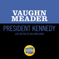 Vaughn Meader - President Kennedy (Live On The Ed Sullivan Show, October 7, 1962)