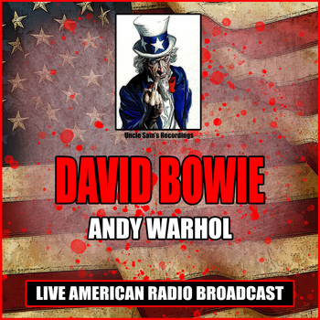 David Bowie - Andy Warhol (Live)