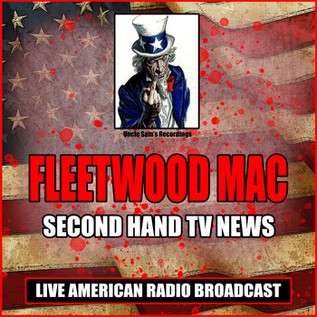 Fleetwood Mac - Second Hand TV News (Live)