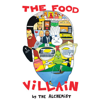 The Alchemist - The Food Villain (Explicit)