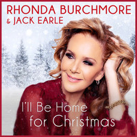 Rhonda Burchmore featuring The Jack Earle Big Band - I'll Be Home for Christmas