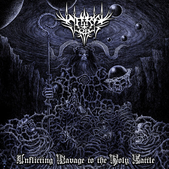 Infernal Thorms - Inflicting Ravage to the Holy Cattle
