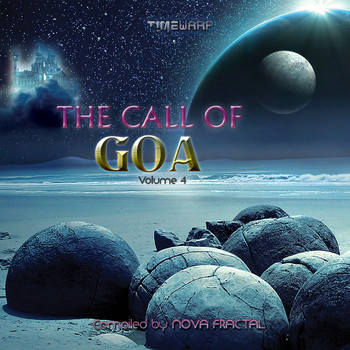 Nova Fractal - The Call Of Goa, Vol. 4 (Album DJ Mix Version)