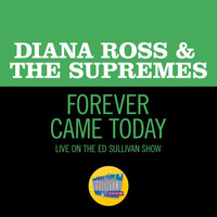 Diana Ross & The Supremes - Forever Came Today (Live On The Ed Sullivan Show, March 24, 1968)