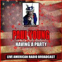 Paul Young - Having A Party (Live)
