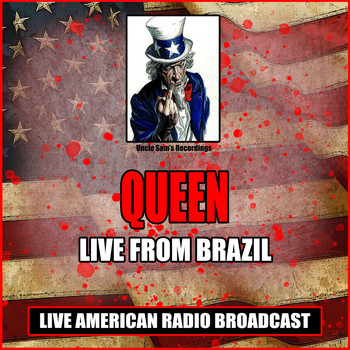 Queen - Live From Brazil (Live)