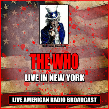 The Who - Live in New York (Live)
