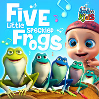 LooLoo Kids - Five Little Speckled Frogs