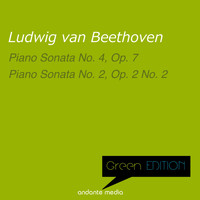 Alfred Brendel - Green Edition - Beethoven: Piano Sonata No. 4, Op. 7 & Piano Sonata No. 2, Op. 2 No. 2