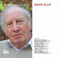Various Artists / - David Ellis: Chamber Music and Songs