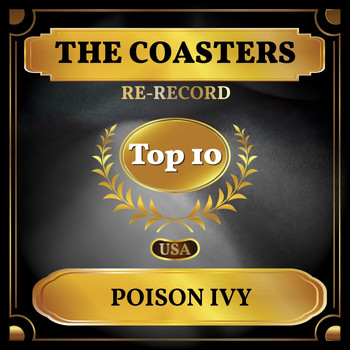 The Coasters - Poison Ivy (Billboard Hot 100 - No 7)